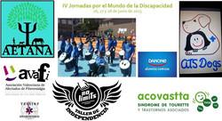 jornadas discapacidad Moncada 2016