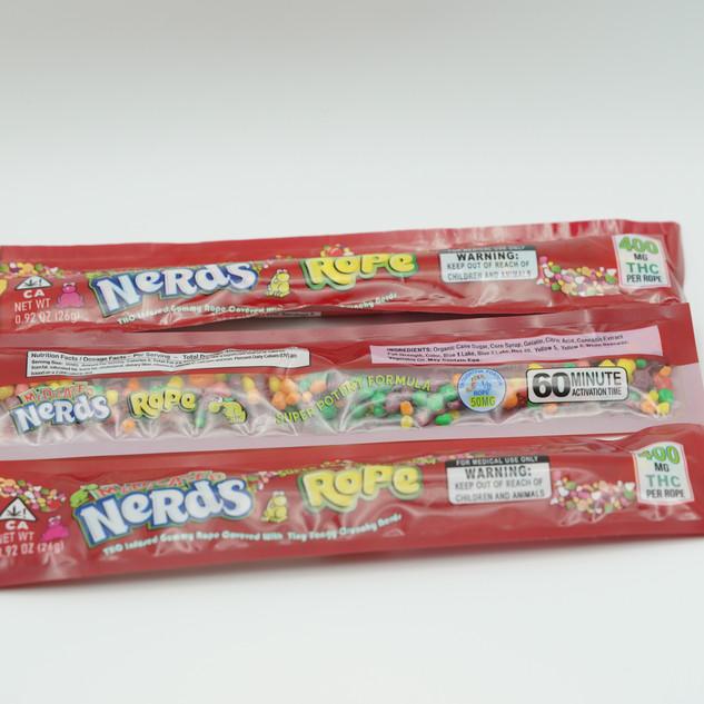 400mg nerds rope