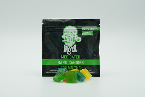 art print #26 - 200mg dc mota hard candies