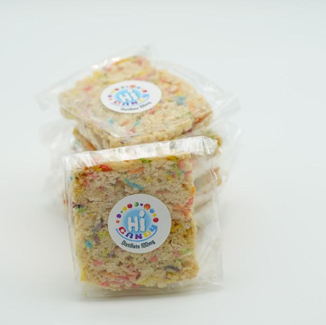 100mg rice crispy treat