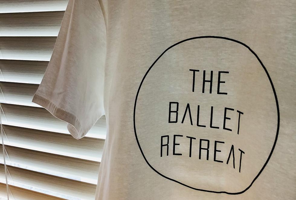 The Ballet Retreat, Original Logo t-shirt