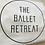 Thumbnail: The Ballet Retreat, Original Logo t-shirt