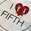 Thumbnail: I Love Fifth T-Shirt