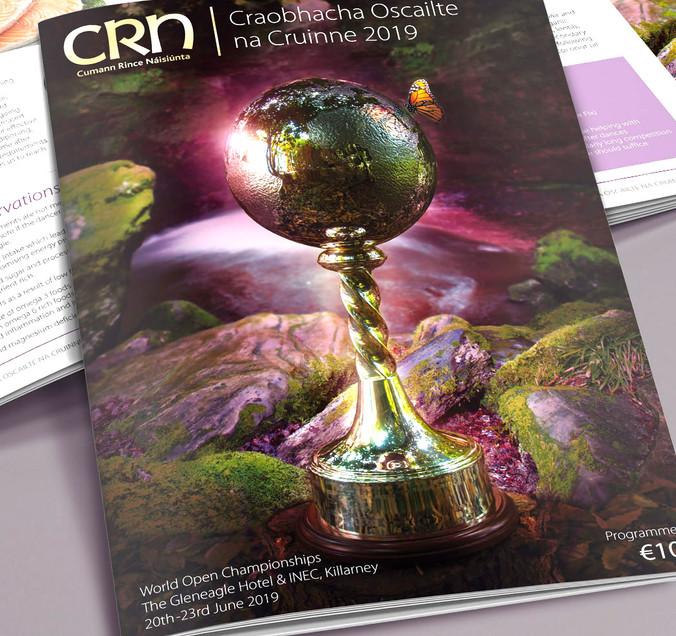 CRN Irish Dance World Championships Prog