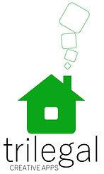 Logo da marca trilegal aplicativos apps