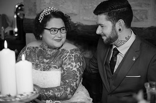 alternative wedding readings. Humanist wedding ceremony by Rachael Meyer. Photo: sirastudio