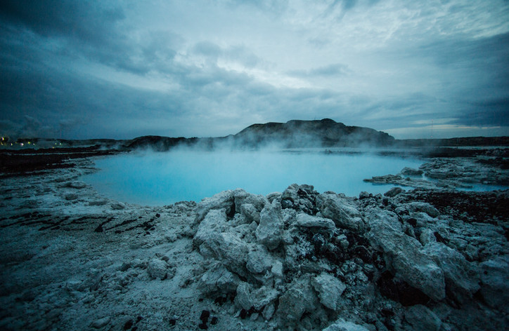 Iceland Hot Spring by Sirastudio. Photographers in Harrogate.