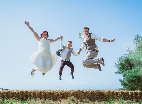 Rip up the Rule Book! Have a Festival Wedding
