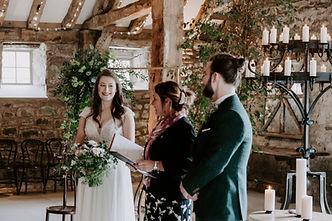 Humanist wedding by the Malyn Edit