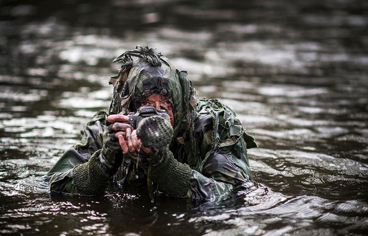 Peter Jenkins, Covert Imagery Book Cover Shoot by Sirastudio. Photographers in Harrogate.