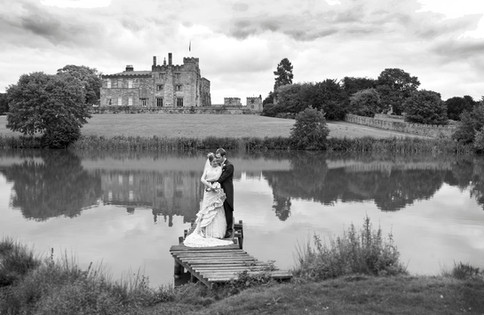 Ripley Castle Wedding Shoot by Sirastudio. Photographers in Harrogate.