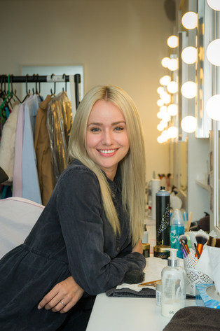 Sammy Winward for the Emmerdale Experience Tour by Sirastudio. Photographers in Harrogate.