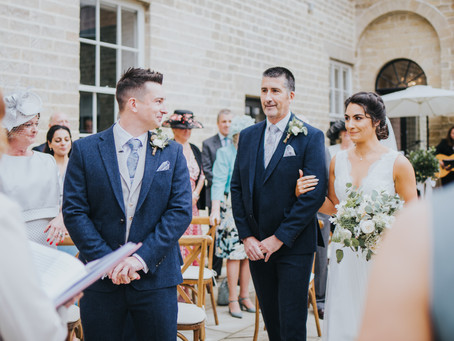 A Small, Simple and Inclusive Wedding in the Dales