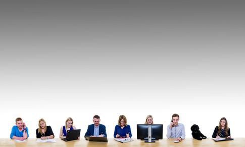Team Zelst Composite Photo by Sirastudio. Photographers in Harrogate.