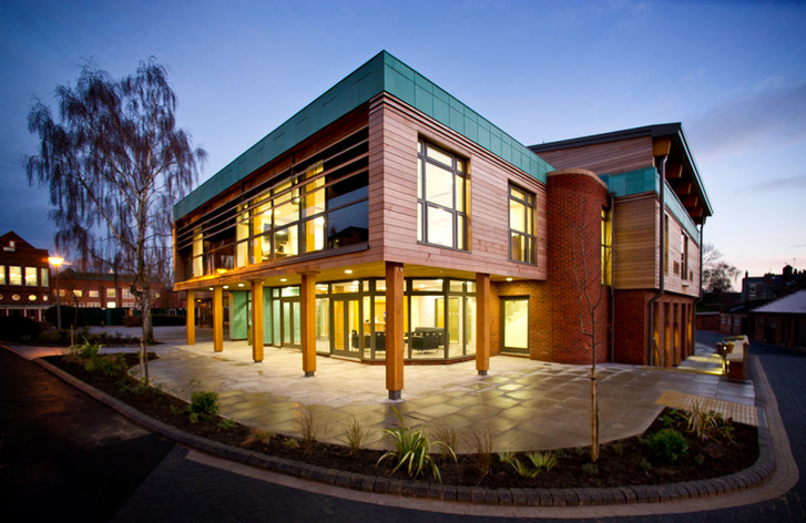 Bootham School York Architectural Photography for William Birch by Sirastudio. Photographers in Harrogate.
