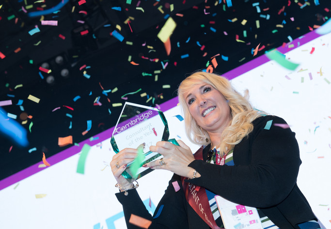 CWP Consultant of the Year, Event Photography by Sirastudio. Photographers in Harrogate.