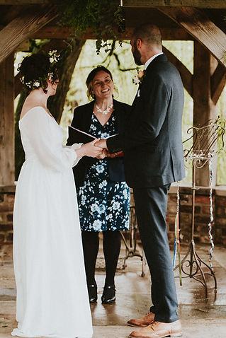 humanist wedding in york