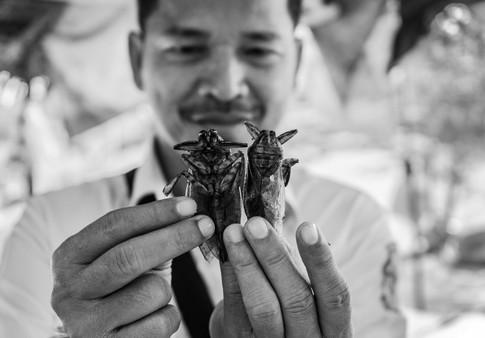Yous Sopanha, Cambodian Tour Guide by Sirastudio. Photographers in Harrogate.