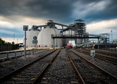 Drax Power Station by Sirastudio. Photographers in Harrogate.