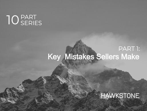Key Mistakes Sellers Make