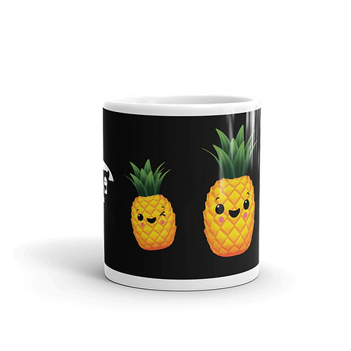 Hey Bear Pineapple Mug