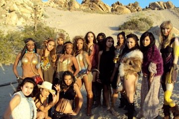"""N.E.R.D music video """" Hot n Fun"""""""