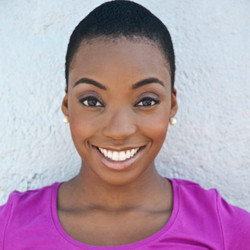 Yaminah in Purple 2