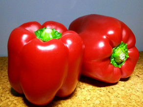I Love Red Peppers