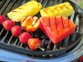Try Grilled Fruit This Summer