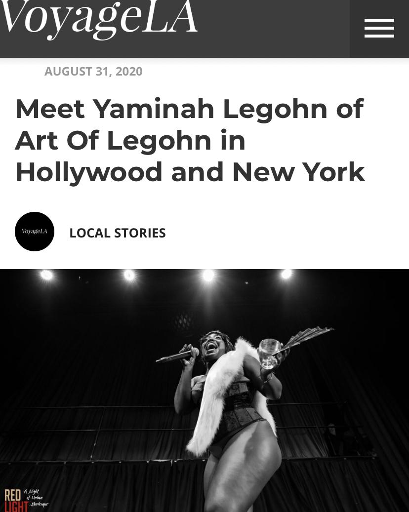 VoyageLA Magazine