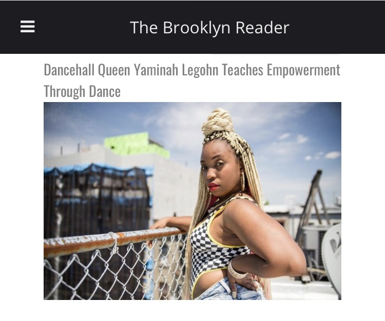 The Brooklyn Reader