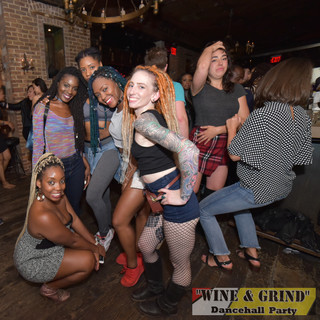 Wine & Grind Dancehall Party