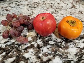 Simple Fall Fruit Salad
