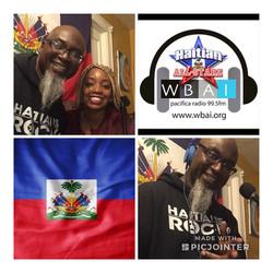 WBAI NYC with Dj Hard Hittin Harry