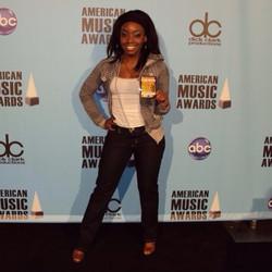 American Music Awards with Shakira