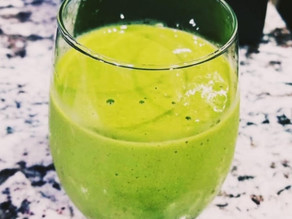 Green Smoothie for The Win!