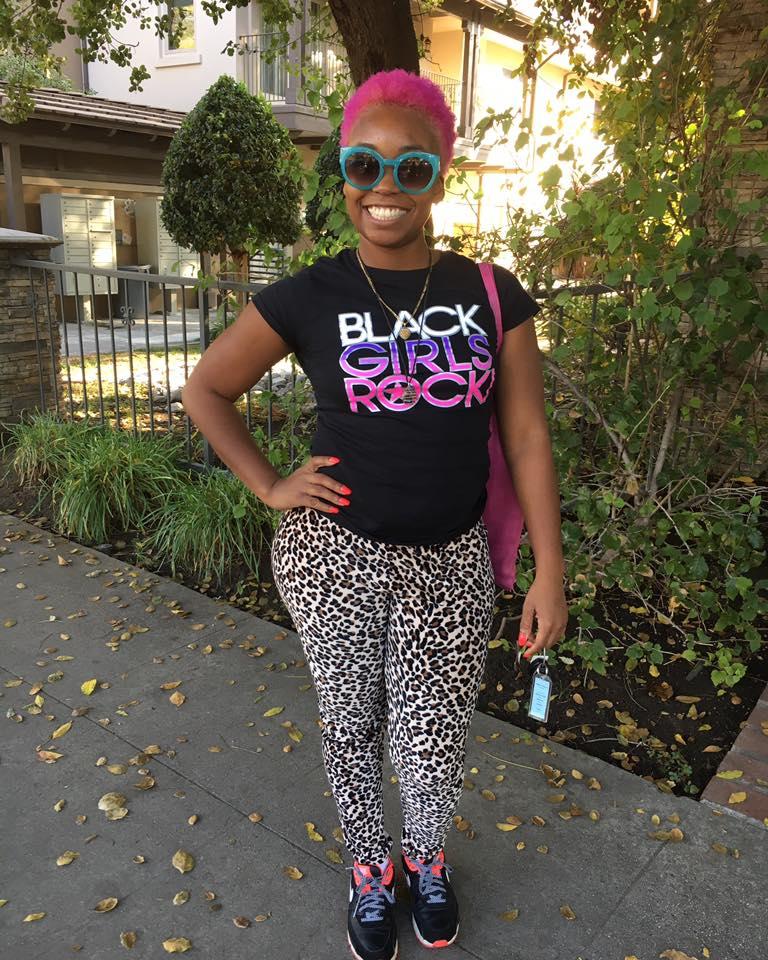 This Black Girl Rocks