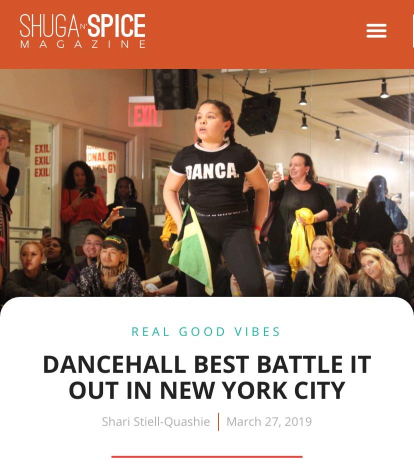 Shuga N' Spice Mag