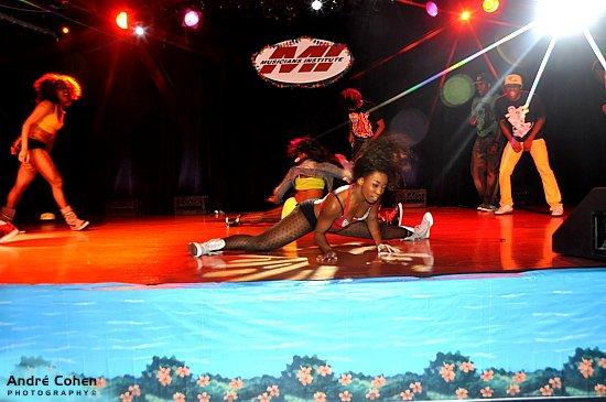Caribbean Vibes performance