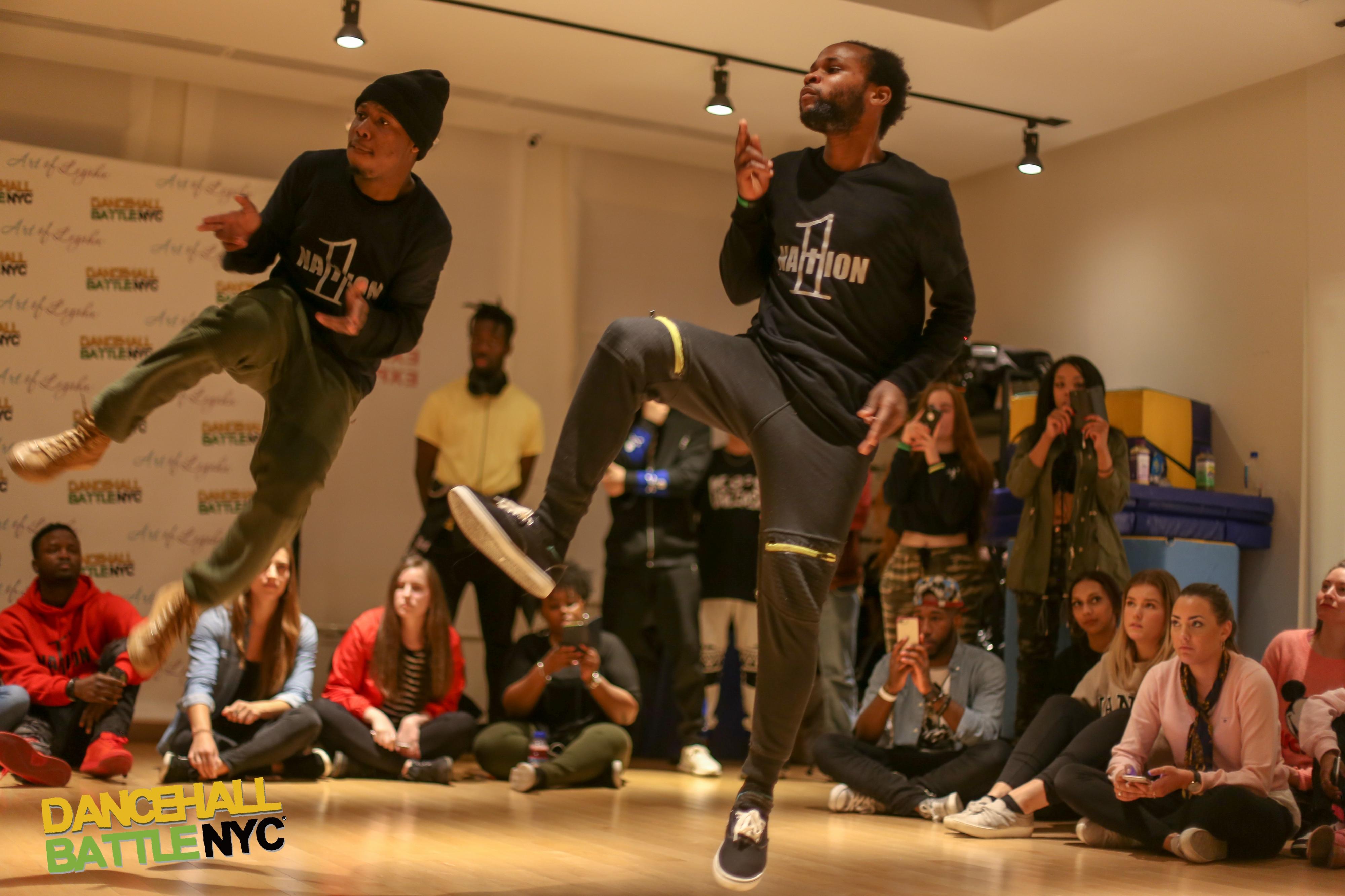 Dancehall Battle NYC® 2018