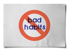 Kick bad Habits In 2017