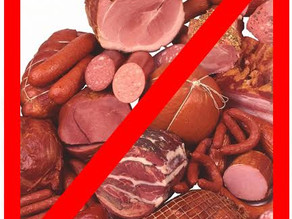 Risk Of Processed/Red Meats
