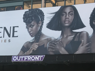 Black Women On Billboards