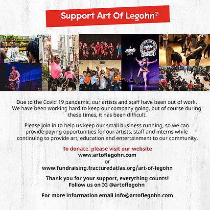 Support Art Of Legohn