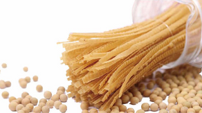 Ever Tried Soy Pasta?