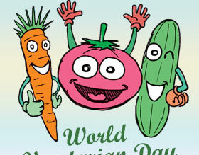 You Still Can Celebrate World Vegetarian Day