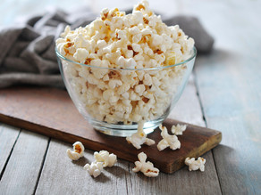 Snack on Popcorn