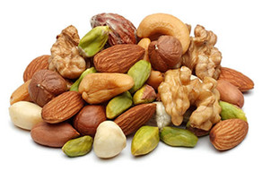 Go nuts for nuts!