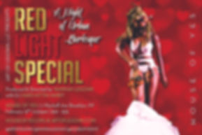 Red Light Special Feb 2020