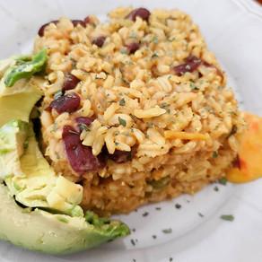 Peas + Rice